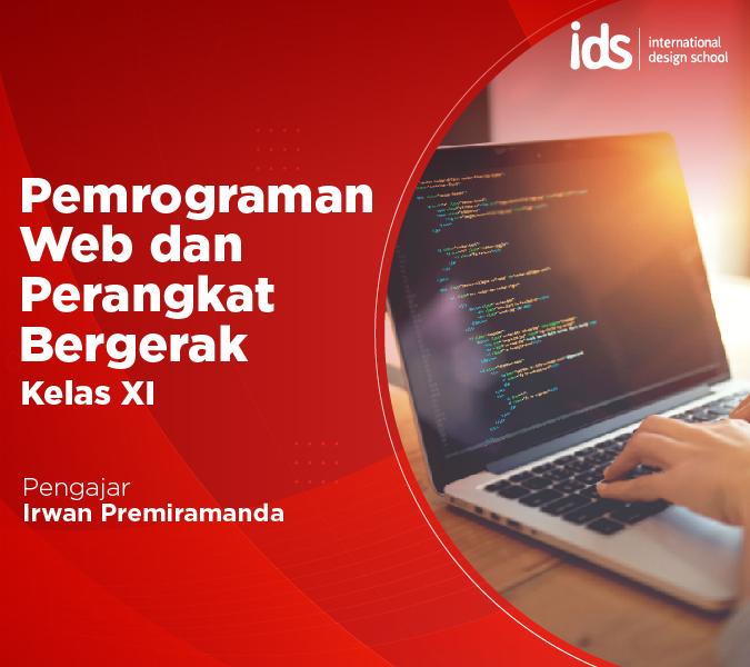Pemrograman Web dan Perangkat Bergerak